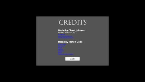 Prismatic Maze - Credits (En)