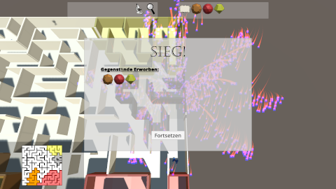Prismatic Maze - Victory (De)