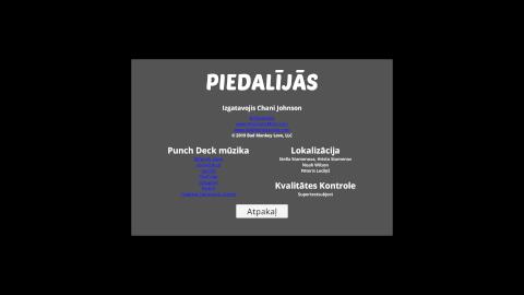 Prismatic Maze - Credits (Lv)